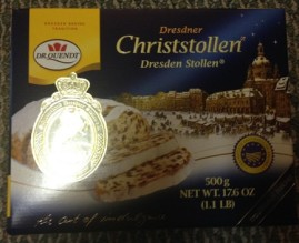 Dresden Christollen 2015