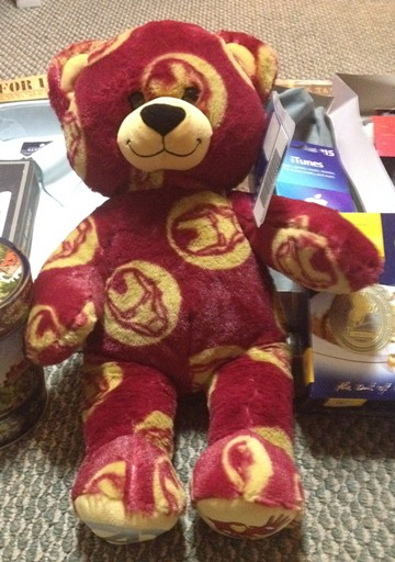 IronMan Build-A-Bear