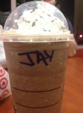 Starbucks Frap