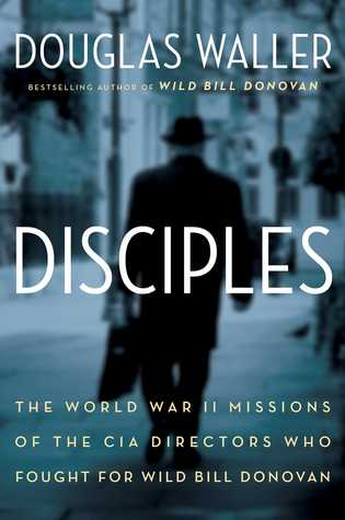Disciples Goodreads Cover