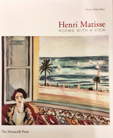 Henri Matisse Rooms with a View cover