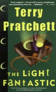 The Light Fantastic Goodreads Cover