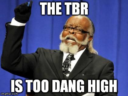 too high tbr
