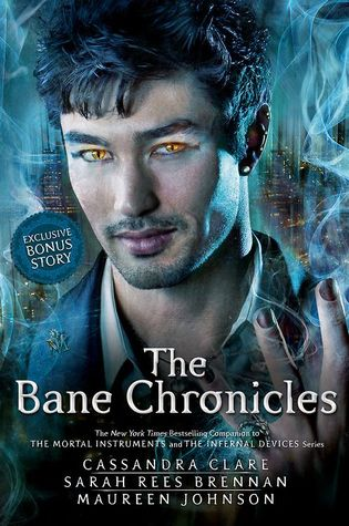 Bane Chronicles Goodreads Cover