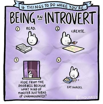 Introvert Comic