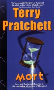 Mort Cover Terry Pratchett