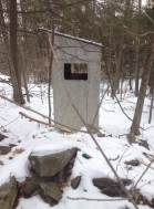 Mr Oberly's Deer Stand