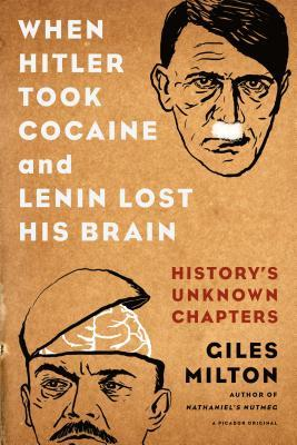 Hitler Took Cocaine cover