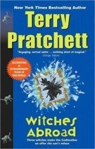 Witches Abroad cover