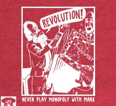 Marx Plays Monopoly