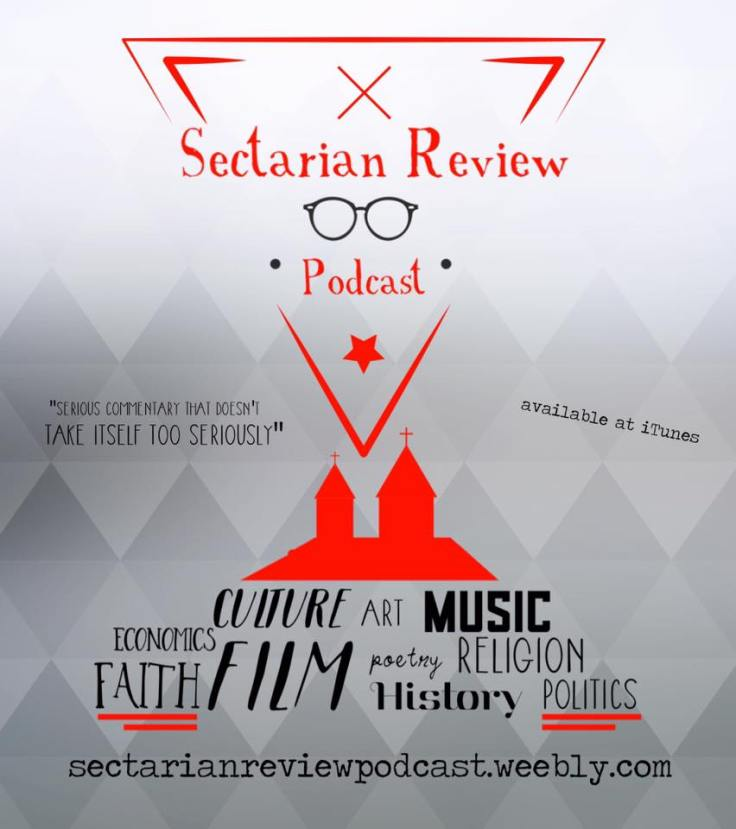 Sectarian Review Poster