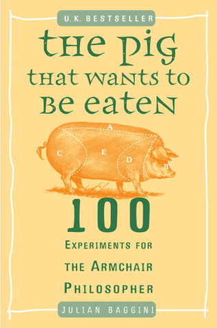 The Pig that Wants to be Eaten cover