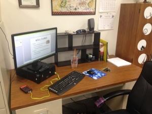 Empty Desk 2016