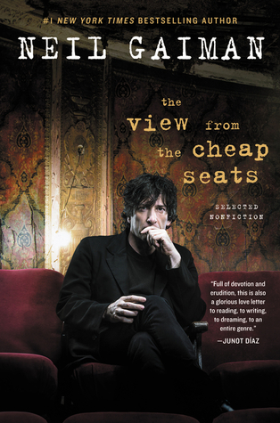 View from the Cheap Seats American Cover