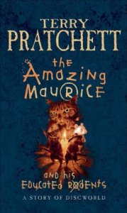 Amazing Maurice cover