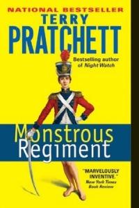Monstrous Regiment cover