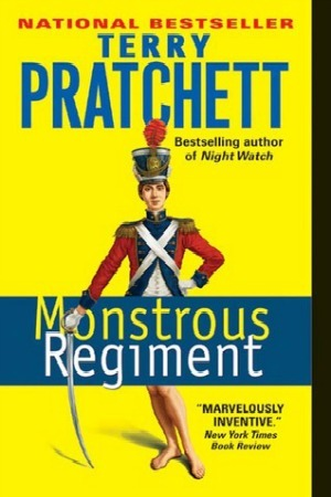Monstrous Regiment cover