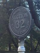 arlington-section-marker