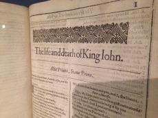 first-folio-king-john