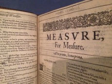 first-folio-measure-for-measure
