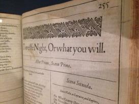first-folio-twelfth-night