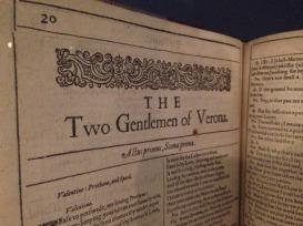 first-folio-two-gentlemen-of-verona