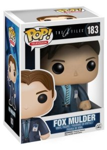 mulder-pop-figure