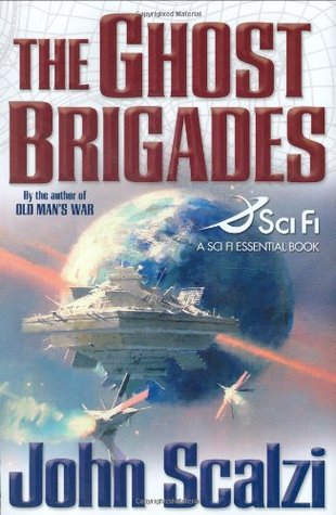 Ghost Brigades Cover