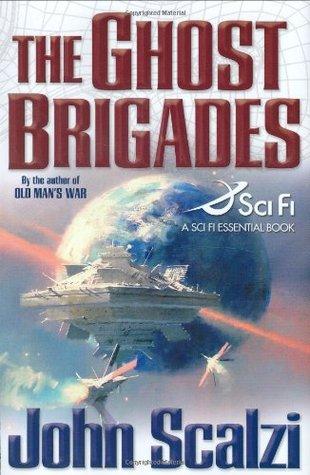 Ghost Brigades Cover