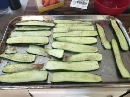 Eggplant Zucchini Tomato Casserole 6