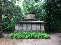 Middleton Place Tomb