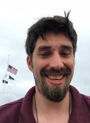 Selfie on the Pier