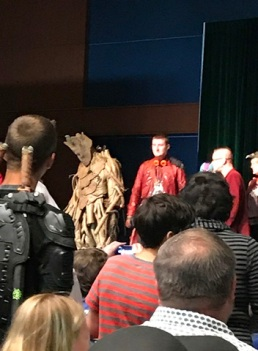 Cosplay Contest 2 Raleigh Supercon 2017