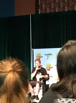 Justin Roiland panel 8 Raleigh Supercon 2017
