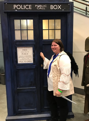 Krystal and Tardis 4 Raleigh Supercon 2017