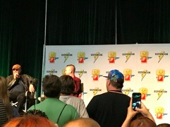 Michael Rooker panel 1 Raleigh Supercon 2017