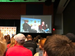 Michael Rooker Panel 2 Raleigh Supercon 2017