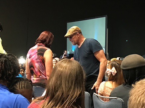 Michael Rooker panel 3 Raleigh Supercon 2017