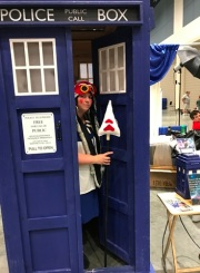 Monoke and Tardis 4 Raleigh Supercon 2017