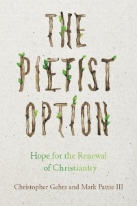 Pietist Option cover