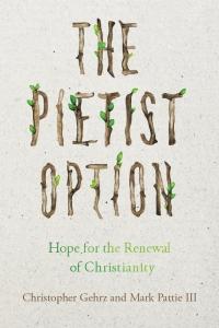 Pietist Option cover