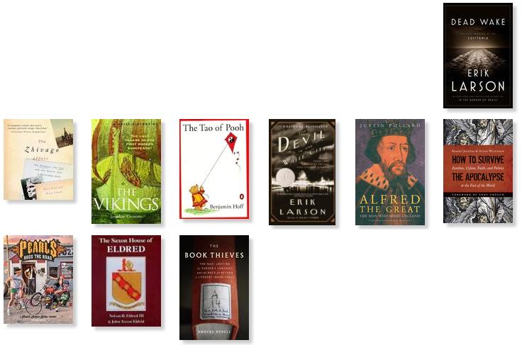 2017 Book Reviews 24-33