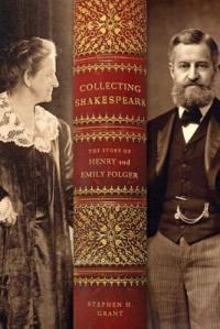 Collecting Shakespeare cover