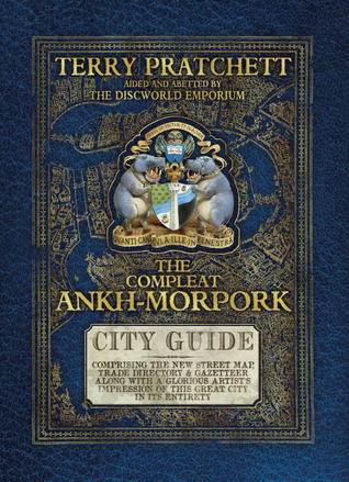 Compleat Ankh-Morpork cover