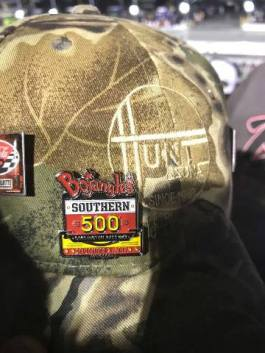Darlington 2017 pin