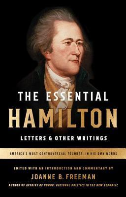 Essential Hamilton goodreads cover
