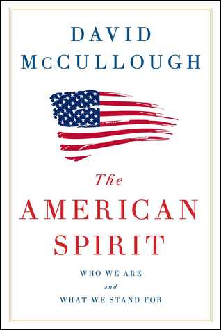 The American Spirit cover