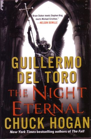 the night eternal goodreads cover