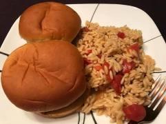 kale burger 1
