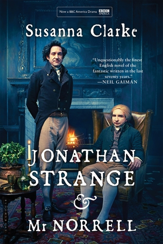 Strange and Norrell cover